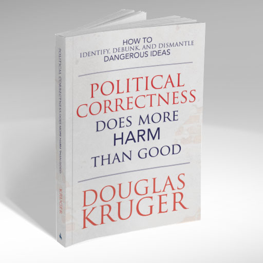 Douglas Kruger - Political Correctness does more Harm than Good