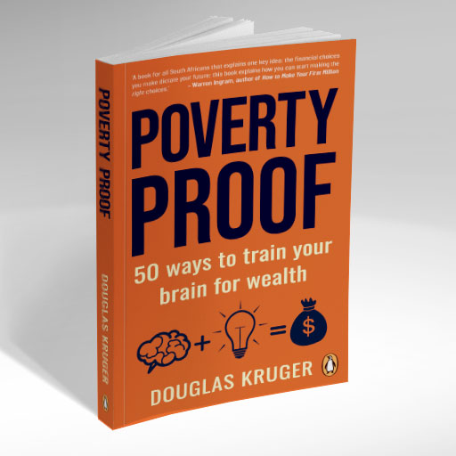Douglas Kruger - Poverty Proof Book