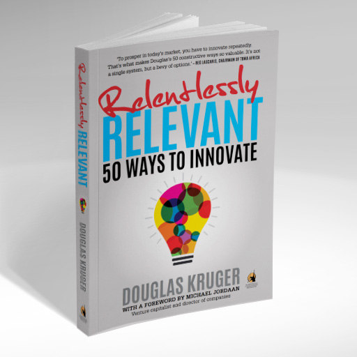 Douglas Kruger Relentlessly Relevant Book
